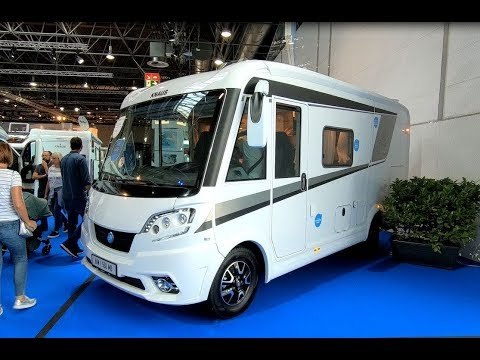 Camping car fourgon occasion - revia multiservices