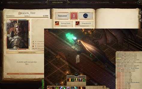 Let's become a dragon at Level 1! : Pathfinder_Kingmaker