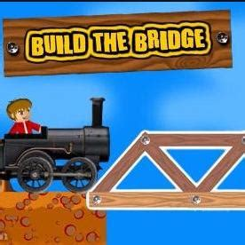 Play Build The Bridge action game at friv 5 2017 for free