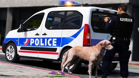 [GTA-LSPDFR] MAITRE CHIEN - BRIGADE CYNOPHILE | POLICE