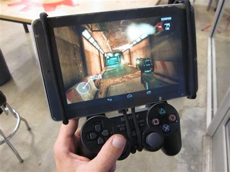 Customize Your Own Game Controller for Android Tablet