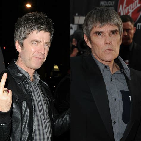 Noel Gallagher has the inside scoop on new Stone Roses