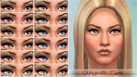 TELECHARGER HOW TO CHANGE EYE COLOR IN SIMS 4