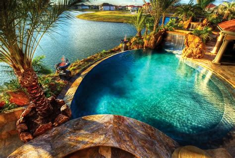 Backyard Paradise- 30 Spectacular Natural Pools That Will