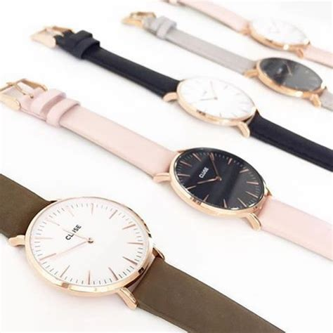 montre cluse instagram