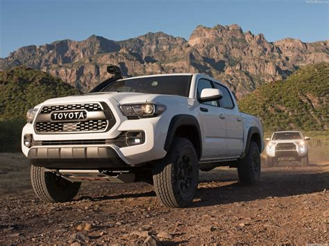 Toyota Tacoma TRD Pro (2019) - pictures, information & specs