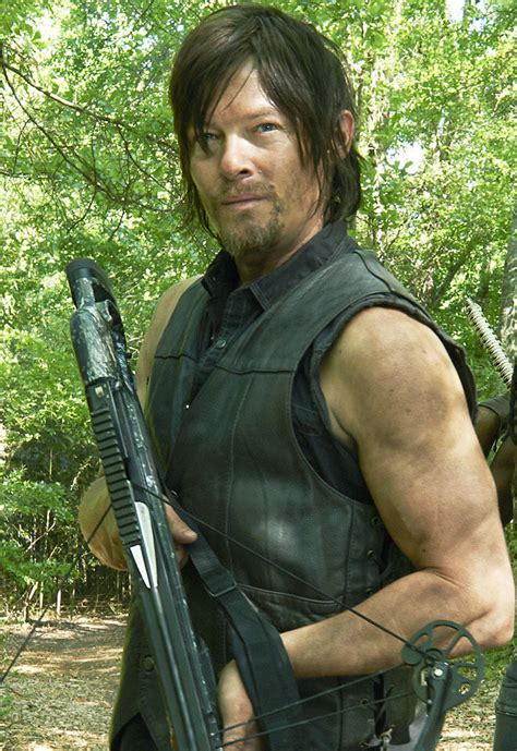 How The Walking Dead Brought Norman Reedus's Career Back