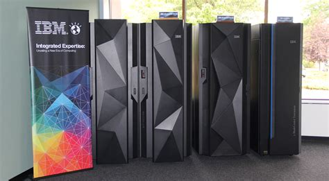 IBM is bringing machine learning to a mainframe near you