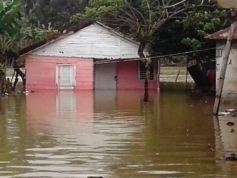 Dozens of families affected by floods in Puerto Plata