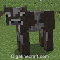 How to Summon a Cow in Minecraft