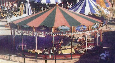 Auto Carousel from Big Tex – SOLD | AntiqueCarousels