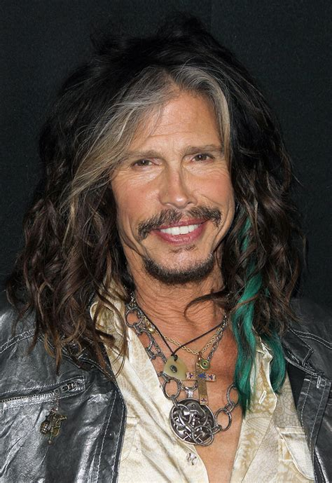 """Watch Steven Tyler Sing """"I Don't Want to Miss a Thing"""" on"""