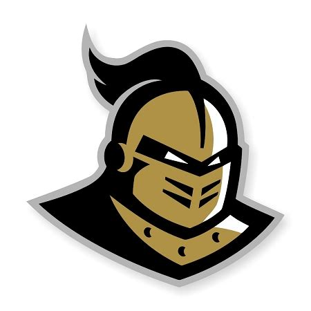 UCF Central Florida Golden Knights (E) Die-Cut Decal ** 4