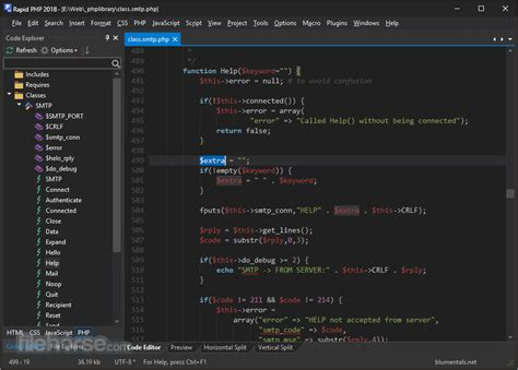 Rapid PHP Editor Download (2020 Latest) for Windows 10, 8, 7