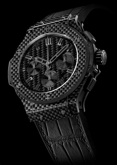 hublot big bang carbon replica