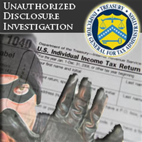 IRS and Justice Department Release Citizen's Tax Returns