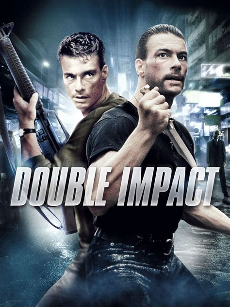 Double Impact - Movie Reviews and Movie Ratings | TV Guide