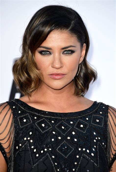Jessica Szohr looked smoldering at The Internship with her