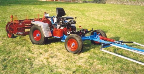Voiture Hippomobile 4 Roues D'occasion