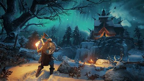 Become Vikings In Assassin's Creed Valhalla On Stadia In