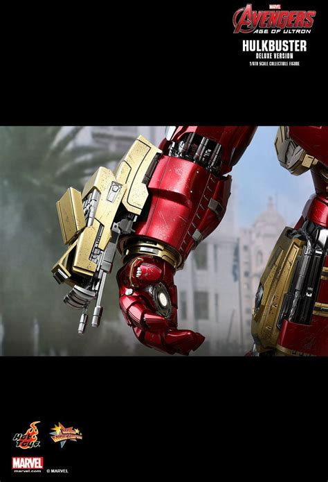 Hot Toys Avengers: Age of Ultron - Hulkbuster (Deluxe