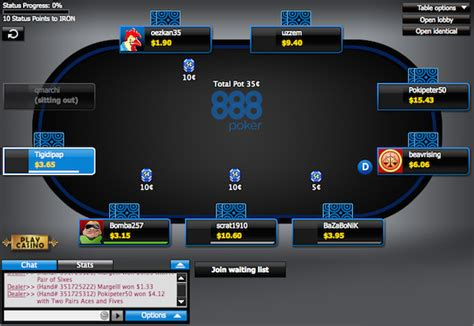 888 Poker Review – Get a FREE $88 Bankroll Today!
