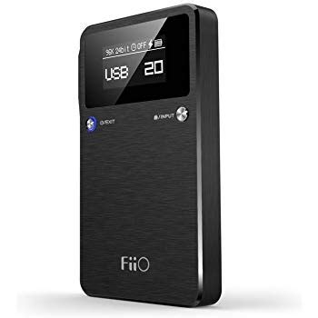 FiiO Amplis casque portables Q1 II: Amazon