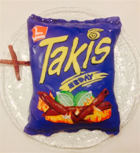 Takis Chips Cake - CakeCentral