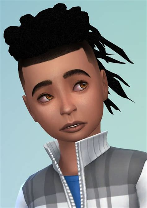482 best Sims 4 Hairstyles images on Pinterest