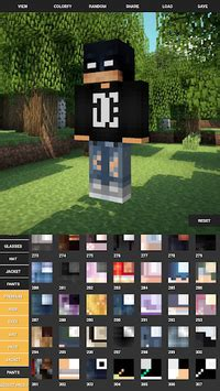 Custom Skin Creator For Minecraft APK Download For Free