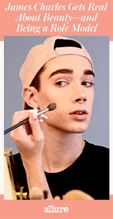 James Charles Gets Real About Beauty—and Being a Role