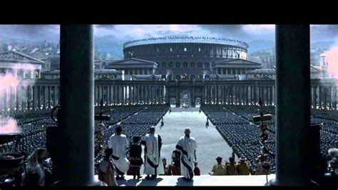 """Gladiator Soundtrack : """"The Might of Rome"""""""