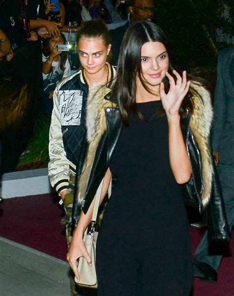 Kendall jenner: Leaving the Sam Smith Concert -04 | GotCeleb