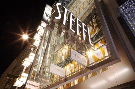 Inside Steffl The Department Store in Vienna   Global Blue