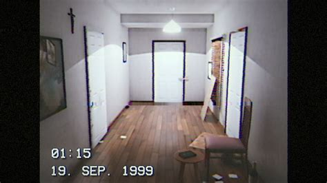 September 1999 is a VHS-style free horror game you'll
