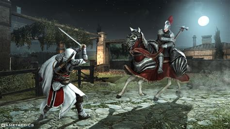 Assassin's Creed Brotherhood – Review (Xbox 360