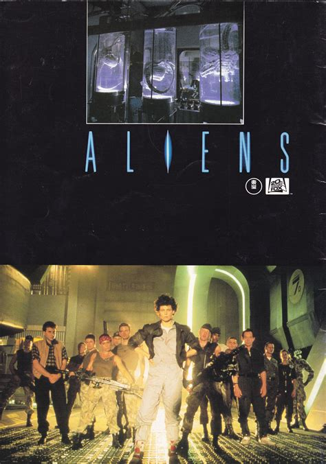 Aliens / cinema program / Japan