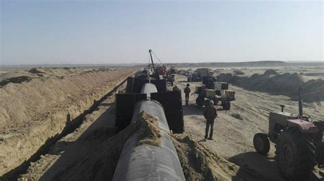 Iran Ready to Develop Onshore Section of Gas Pipeline to
