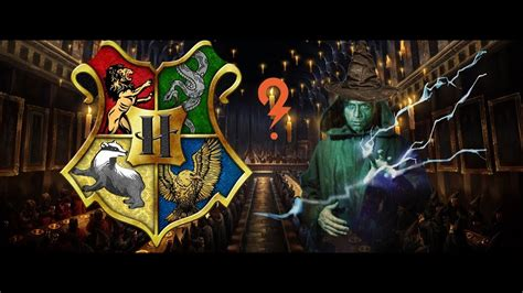 Which Hogwarts House Am I? | POTTERMORE SORTING - YouTube