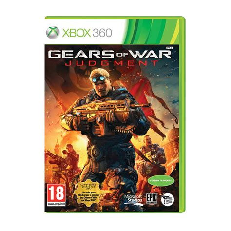 Gears Of War : Judgment (Xbox 360) - Jeux Xbox 360
