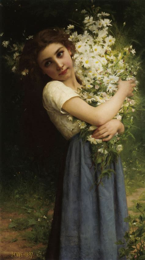 File:Jules-Cyrille Cave - The Flower Girl, 1897