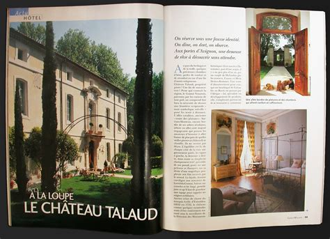 Guides and Press about Château Talaud