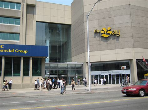 The Hudson Bay Centre - Hours, Stores & Reviews on Toronto