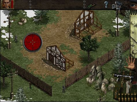 Commandos: Behind Enemy Lines strategy for Windows (1998