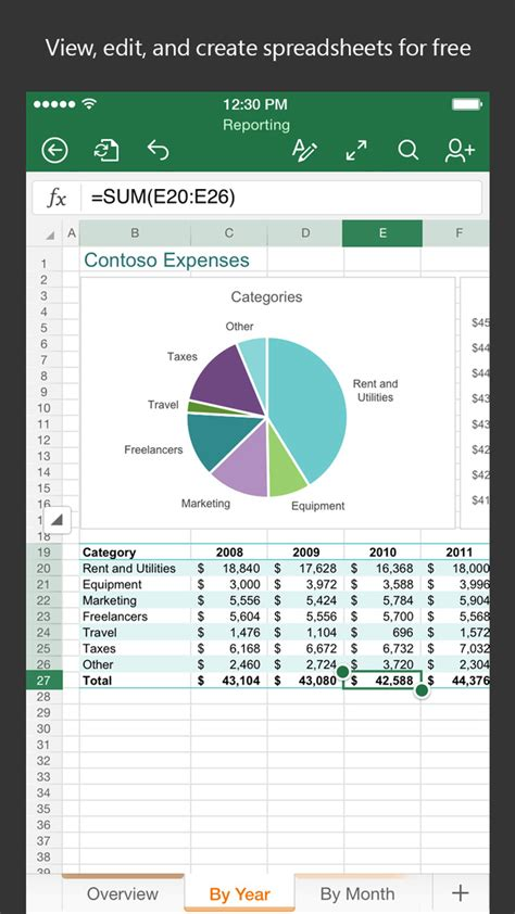 Microsoft Releases New Word, Excel, and PowerPoint Office