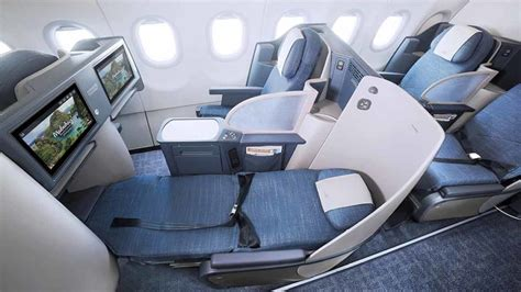 Philippine Airlines Business Class - Airbus A321neo
