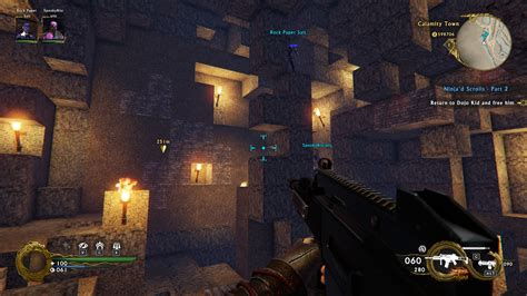 Shadow Warrior 2: Here's Where to Find a Minecraft Room