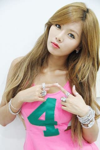 K-Pop Pic: Kim Hyuna-4minute