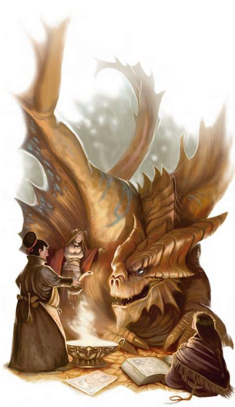 Dragons as Friends of All Sizes