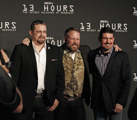 '13 Hours': Survivors from Benghazi kept the movie real